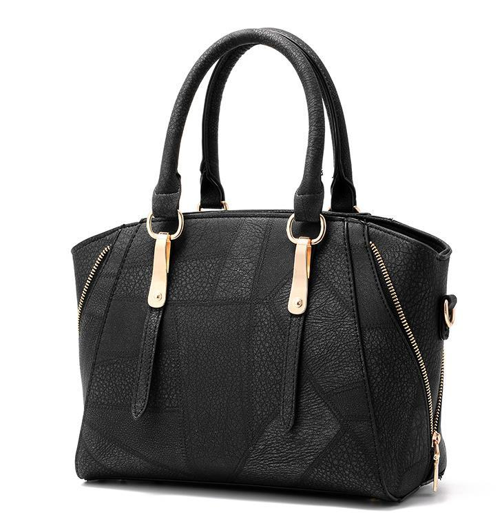 Women Leather Handbags Free Shipping Medium Shoulder Bags,Tote Bags H274-6