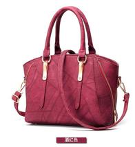 Women Leather Handbags Free Shipping Medium Shoulder Bags,Tote Bags H274-6 - $40.00