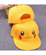 Pokemon Pikachu Kids Children Boy Girl Adjustable Baseball Cap Sun Hat #cml - $10.99