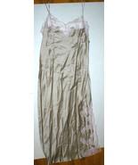 NWT New Josie Natori L Silk Lace Lolita Womens Night Long Gown Designer ... - $321.75