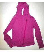 NWT Womens M New Under Armour Studio Pink Urban Uptown Jacket Thumbholes... - $39.60