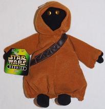 """1997 jawa 7"""" beanbag/plush star wars buddies Kenner/Hasbro - $40.00"""