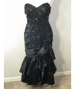 Prom Bridesmaid Formal Evening Gown By Zum Zum Size 11-12 - $79.00