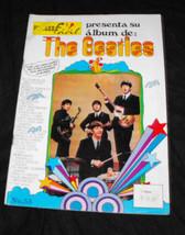 Beatles Yellow Submarine Guitarra Facil songbook Mexico 1990s - $14.99