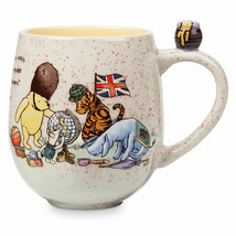 Disney Parks Epcot Winnie The Pooh e Amici Classico Ceramica Tazza di Caffè - $20.62
