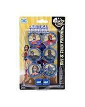 WizKids DC HeroClix Justice League Unlimited Dice and Token Pack - $10.98