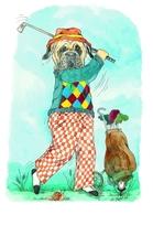 Mastiff Back Swing - $22.00