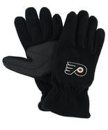 NHL Men's '47 Fleece Gloves - Philadelphia Flyers  - $10.95