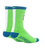 MLS Seattle Sounders FC Men's Bolt Sport Casual Dress Crew Socks, Large,... - $9.95