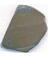 Davis Creek Obsidian Gemstone Slab Cabbing Rough - $4.60