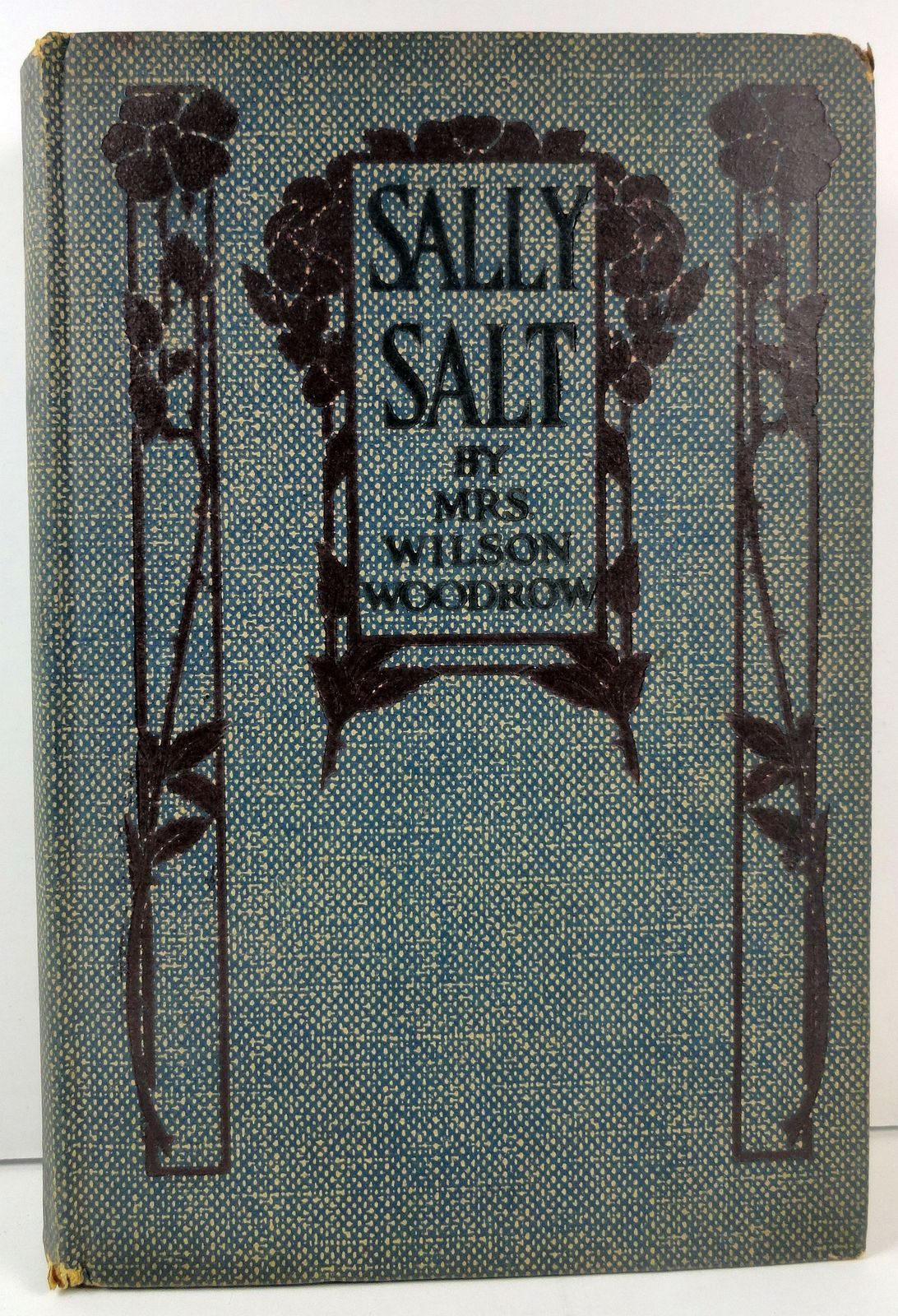 Sally Salt by Mrs. Wilson Woodrow 1912 Syndicate Publishing