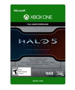 Halo 5 Guardians Digital Deluxe Edition xbox ON... - $37.99
