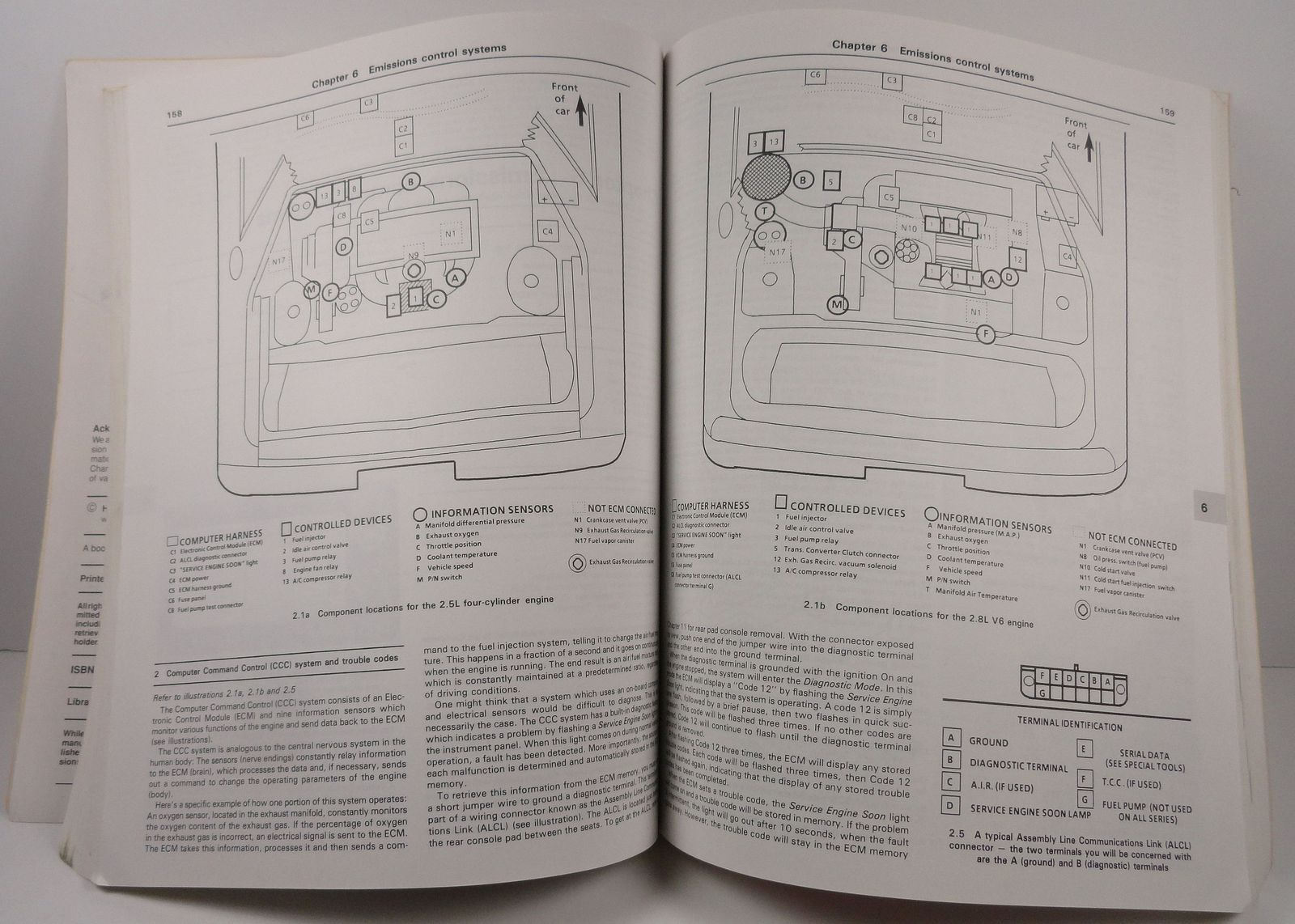 Pontiac Fiero 1984 to 1988 Automotive Repair Manual