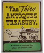 The Third Antiques Treasury 1969 E. G. Warman Publishing - $7.99