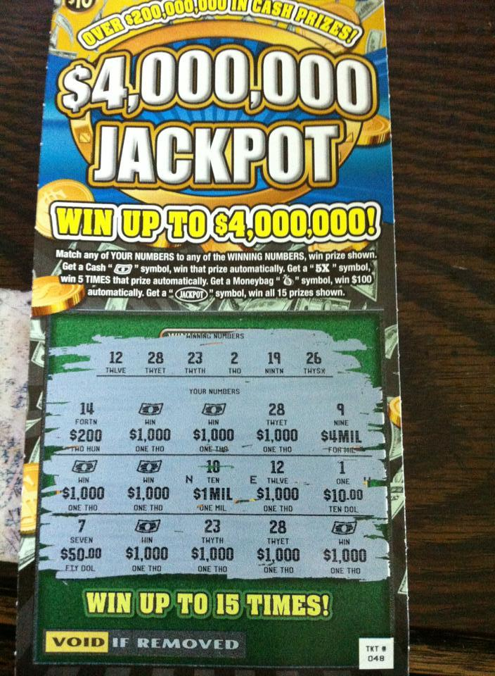 Unexpected Money 4X Power Spell Casting Lottery Job Scratch Tickets Gambling
