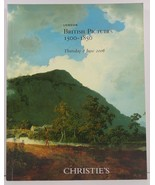 British Pictures 1500 to 1850 Christie's 2006 Catalogue - $14.99