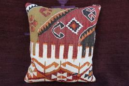 A charming kilim pillow cover,Turkish Cushion,K... - $28.00