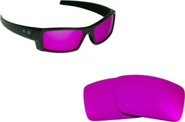 New Seek Optics Replacement Lenses Oakley Gascan S - Polarized Cold Red - $15.83
