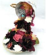 Floating Tea Cup Handmade with Love by Deboriah - $25.00