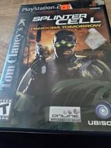 Sony PS2 Tom Clancy's Splinter Cell: Pandora Tomorrow image 1