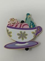 Cheshire Cat Caterpillar Mad Tea Party WDI Walt Disney Imagineering LE250 Pin - $39.99