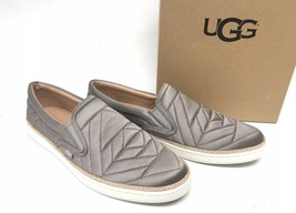 Ugg Australia Soleda Quilted Sneaker Elephant Gray Grey 1095533 Shoes Wo... - $79.99