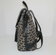 Michael Kors Large Bedford Signature Backpack NWT image 2