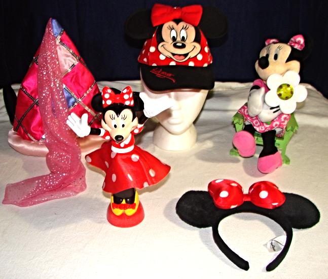 Disney--Minnie Mouse--5 piece special - $25.00