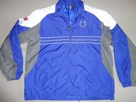 Reebok Baltimore Colts Sports Illustrated SI Embroided NFL Jacket Adult ... - $19.05