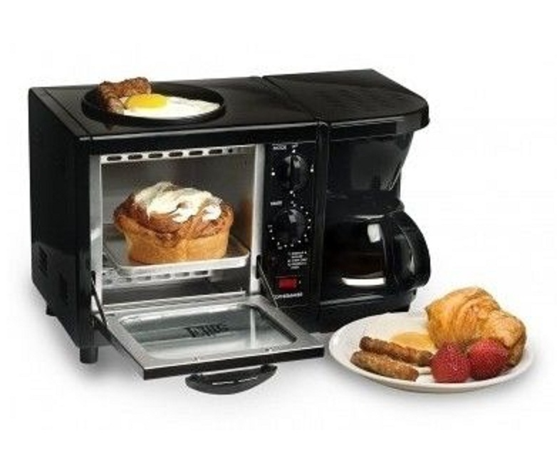 Combination Small Kitchen Appliance Toaster and 7 similar items