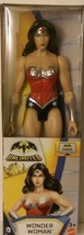 "New Dc Comics { Wonder Woman } 12"" Inch Figure { 9 Points Of Articulation } - $22.99"