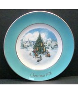 Avon Enoch Wedgwood Christmas 1978 Collectible ... - $5.99