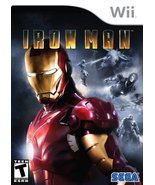 Iron Man - Nintendo Wii [Nintendo Wii] - $3.55