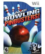 Amf Bowling Pinbusters - Nintendo Wii [Nintendo Wii] - $5.37