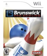 Brunswick Pro Bowling - Nintendo Wii [Nintendo Wii] - $5.71