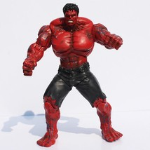 26cm The Red Hulk Marvel Avengers Super Heroes PVC Action Figure collection Toys - $29.50