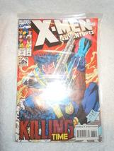Vintage Marvel X-Men Adventures Killing Time Nov.1993 In Wrapper - $3.99