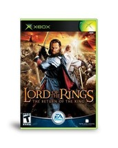 Lord of The Rings: The Return of The King [Xbox] - $9.90