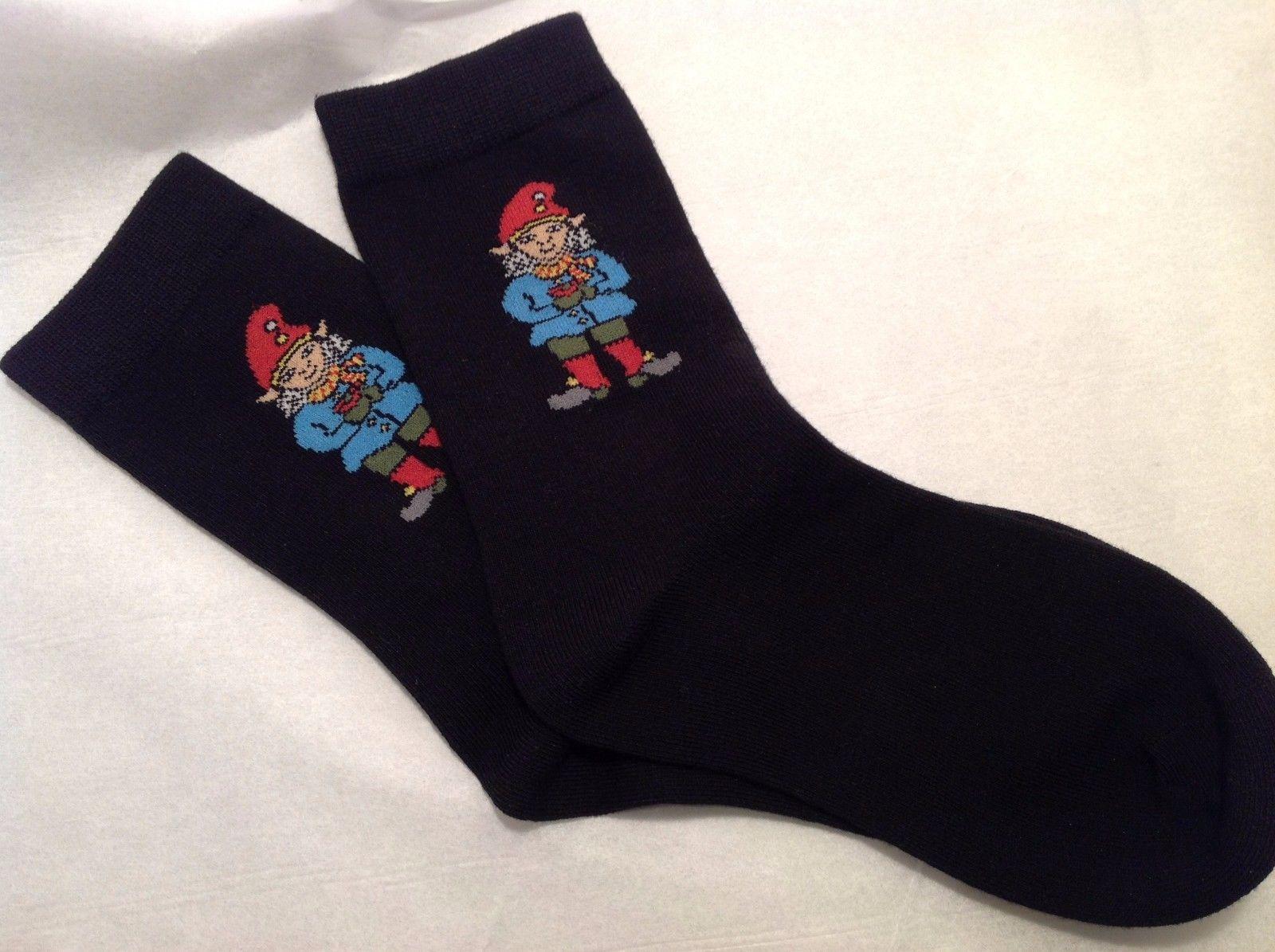 Elf Socks made from sustainable renewable bamboo  Elf Works Lane Women's 7-9