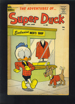Adventures of SUPER DUCK Jan 1960 Archie Comics Issue 89 Roller Skates A... - $9.99