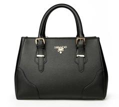 Large Women Shoulder Bags Black Women Handbags Mixed Color Purse T279-1 - $40.00