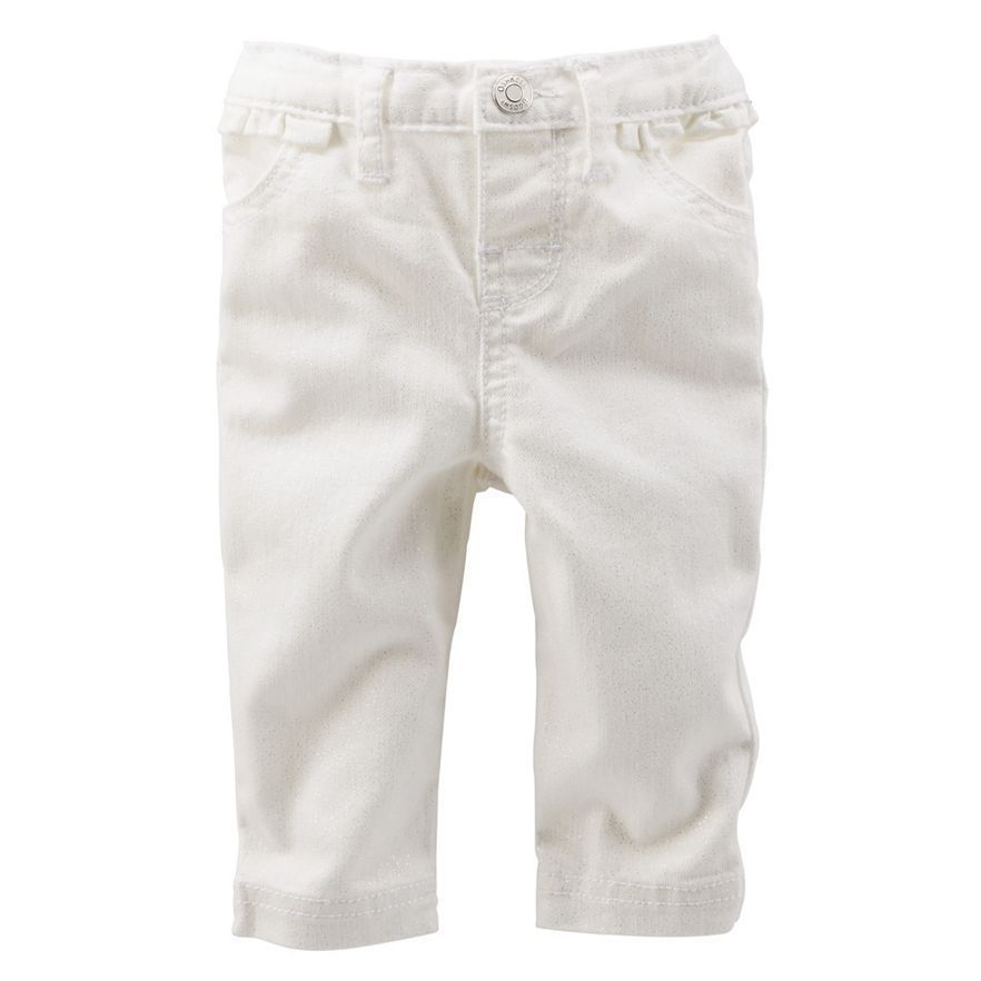 4492f567b NWT Infant Girl's OshKosh White Sparkle and 50 similar items