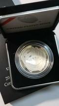 2014 National Baseball Hall Fame Commemorative Proof Coin Silver Dollar COA USM image 2