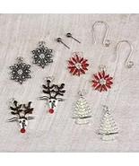Christmas, Interchangeable Earring Set - $14.95