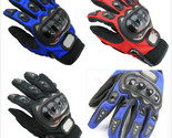 Full Finger Motor Cycle Sports Racing Grip Driving Safety Gloves For Pro Biker