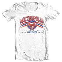 Metropolis Athletics Superman T-shirt American Way DC comics graphic tee DCO523 image 2