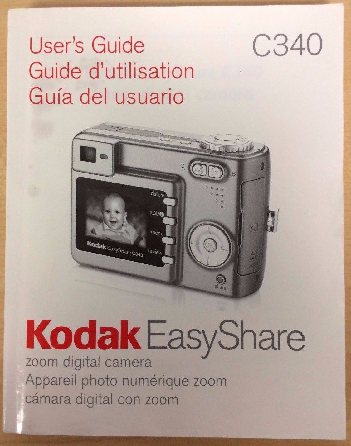 kodak digital camera manual  user s guides other Kodak EasyShare Digital Camera Manual Kodak EasyShare C613