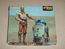 Vintage Collectible STAR WARS Jigsaw 100 Piece ... - $22.99