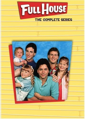 Full House: Complete Series Collection DVD Box Set New Classic TV Seasons Show