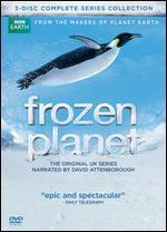 Frozen Planet: The Complete Series (DVD, 2012, 3-Disc Set) New